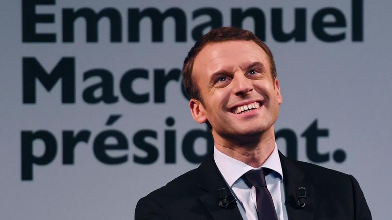 Notre Président Macron - Photo de Le figaro.jpg