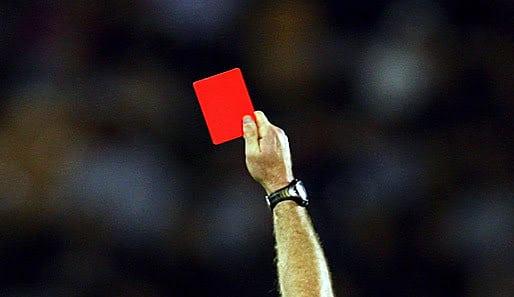 Carton rouge à la coherence